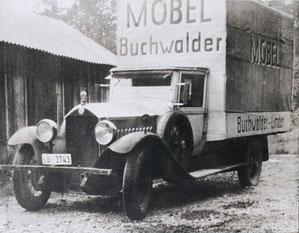 Buchwalder Linder Gründung