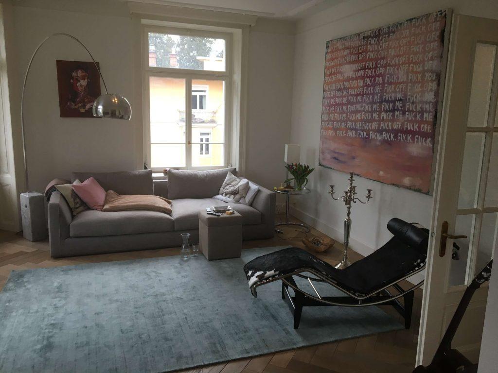 Kompletteinrichtung Wohnzimmer
