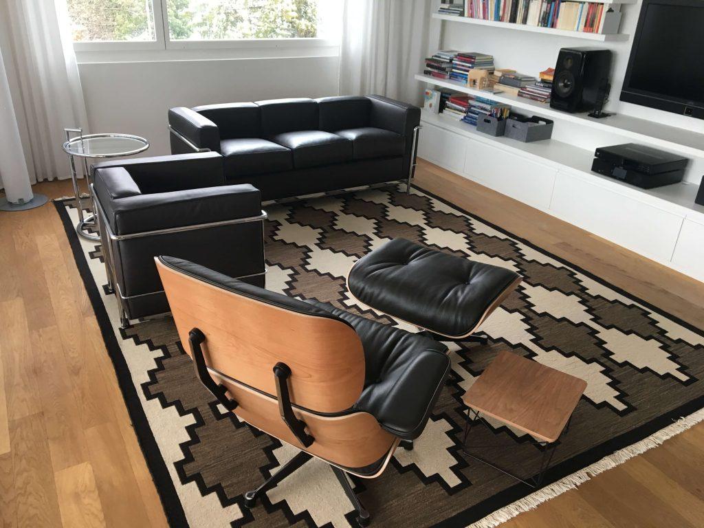 Wohnzimmer Cassina / Vitra
