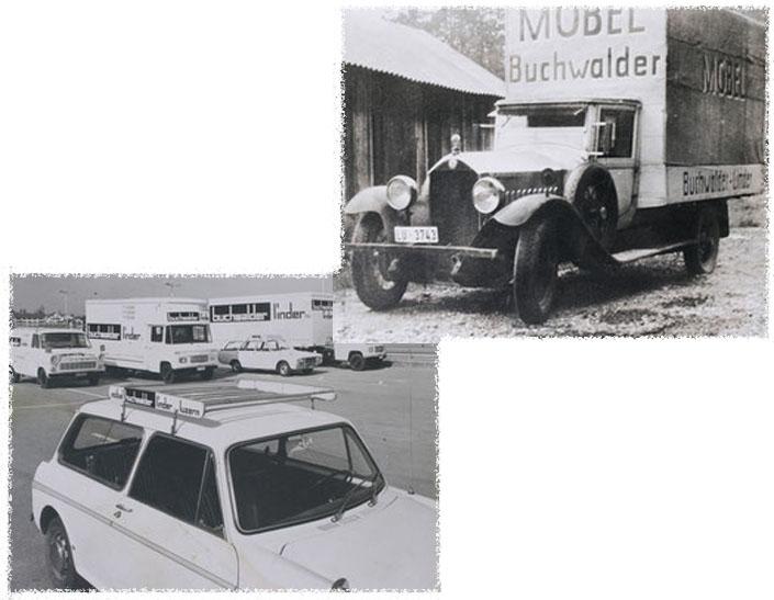Fahrzeugflotte