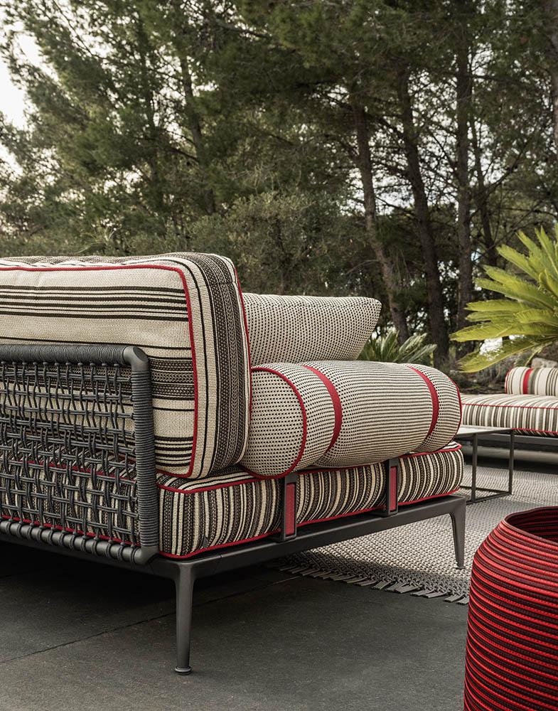 outdoor lounge B&B italia buchwalder-linder