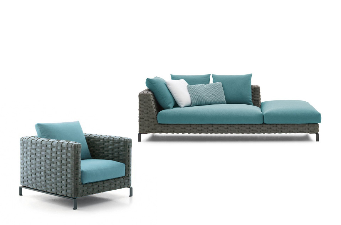 Ray outdoor lounge b b italia designm bel outlet luzern for B b italia outlet